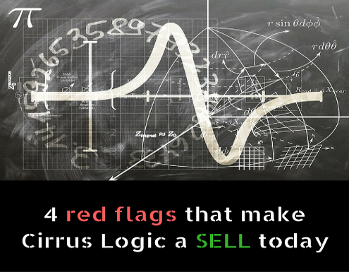 cirrus logic sell