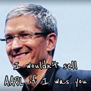 Why You Shouldn't Sell AAPL Just Yet
