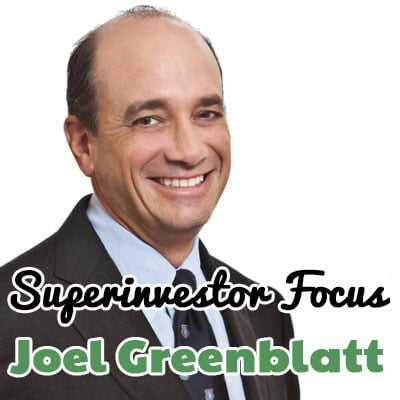 Joel Greenblatt – The Magic Superinvestor