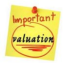 valuation-important